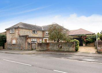 Thumbnail 3 bed cottage for sale in The Street, Rustington, Littlehampton