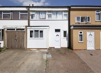 Thumbnail 3 bed terraced house for sale in Weigall Road, London