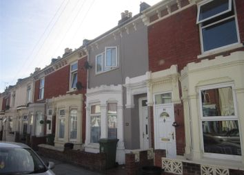 Thumbnail 3 bedroom terraced house for sale in Vernon Road, Portsmouth