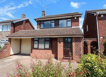 Thumbnail 3 bed detached house for sale in Park Avenue, Awsworth, Nottingham