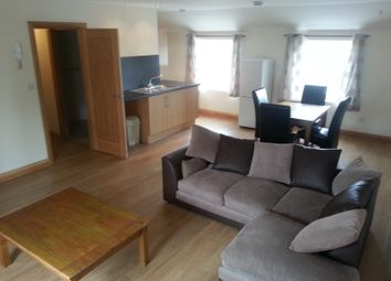 Thumbnail 1 bed flat to rent in St Helen's Road, Swansea