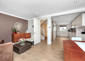 Thumbnail 3 bed terraced house to rent in Swan Road, London