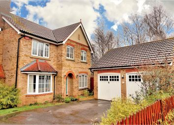 Thumbnail 4 bed detached house for sale in Tourmaline Drive, Sittingbourne