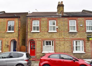 Thumbnail 3 bed end terrace house for sale in Hamilton Road, Twickenham