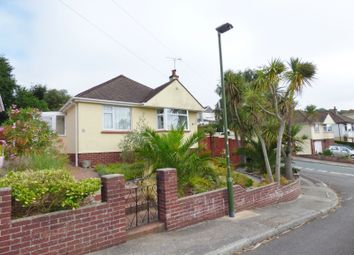 Thumbnail 2 bed detached bungalow for sale in Graham Road, Preston, Paignton