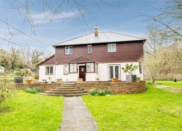 4 bed detached house for sale in Slip Lane, Alkham, Dover, Kent CT15