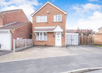 Thumbnail 3 bed detached house for sale in Bonnington Drive, Bedworth