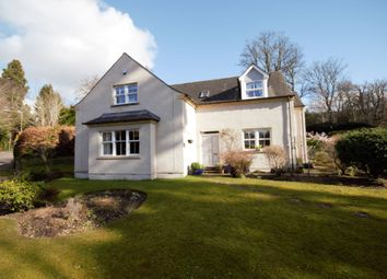 Thumbnail 4 bed detached house for sale in Fernhill Road, Perth, Perthshire