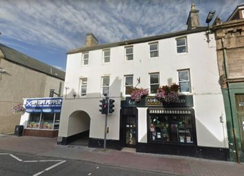 Thumbnail 2 bed flat to rent in High Street, Forres