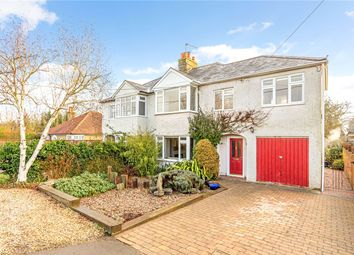 Thumbnail 4 bed semi-detached house for sale in Marsh Lane, Taplow, Maidenhead