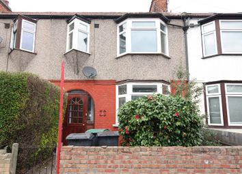 Thumbnail 3 bedroom terraced house to rent in Coniston Road, Tottenham