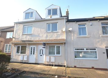 Thumbnail 3 bed terraced house for sale in Coxlodge Road, Gosforth, Newcastle Upon Tyne
