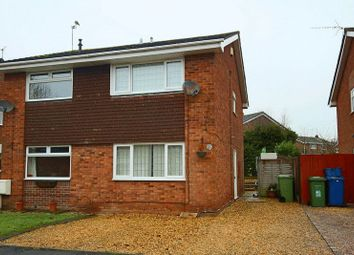 Thumbnail 2 bed semi-detached house for sale in Anchor Way, Gnosall, Stafford
