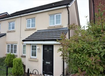 Thumbnail 3 bed semi-detached house to rent in Old Worden Avenue, Chorley