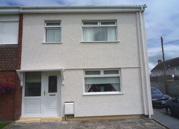 Thumbnail 3 bedroom semi-detached house for sale in 71 Biddulph Estate, Llanelli, Carmarthenshire
