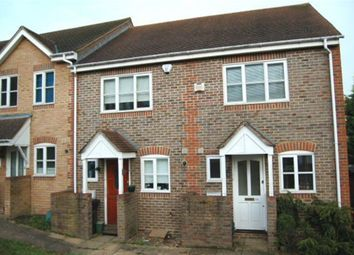 Thumbnail 2 bed terraced house to rent in Wheelers Park, High Wycombe, Bucks, 6G