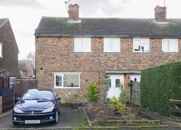 Thumbnail 3 bed semi-detached house for sale in Cheviot Drive, Scawthorpe, Doncaster, South Yorkshire