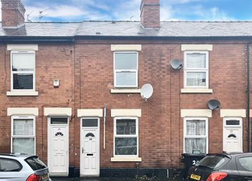 3 bed terraced house for sale in Rutland Street, Pear Tree, Derby DE23