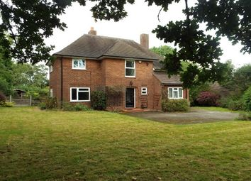 Thumbnail 4 bed detached house to rent in Savey Lane, Yoxall, Burton-On-Trent