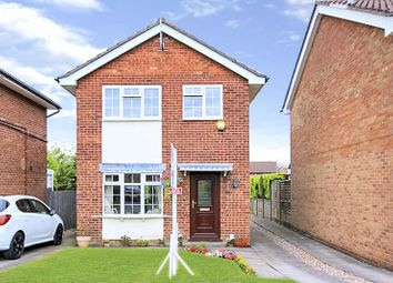 3 bed detached house for sale in Rylestone Close, Meir Park, Stoke-On-Trent ST3