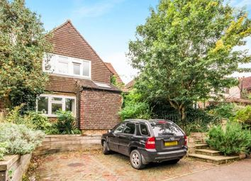 Thumbnail 4 bed cottage for sale in Mid Street, South Nutfield, Redhill, Surrey