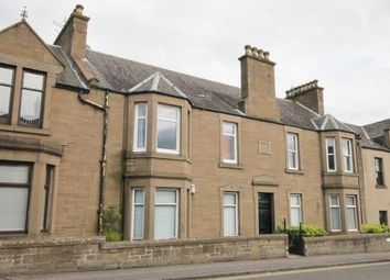Thumbnail 2 bed flat to rent in Claypotts Road, Broughty Ferry, Dundee