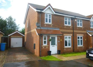 Thumbnail 3 bedroom semi-detached house to rent in Willow Avenue, Ranskill, Retford