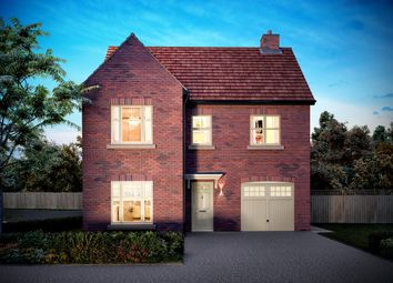 Thumbnail 4 bed detached house for sale in The Venice, Malton Way, Doncaster
