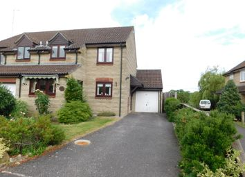 Thumbnail 3 bedroom semi-detached house for sale in Priory Mead, Bruton