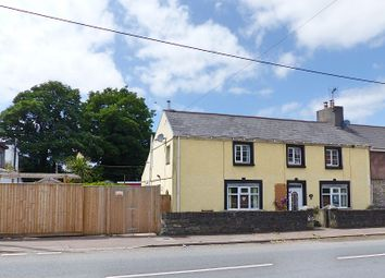 Thumbnail 3 bed semi-detached house for sale in Pyle Road, Pyle, Bridgend.