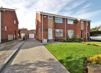 Thumbnail 3 bed semi-detached house for sale in Glenfield Drive, Kirk Ella