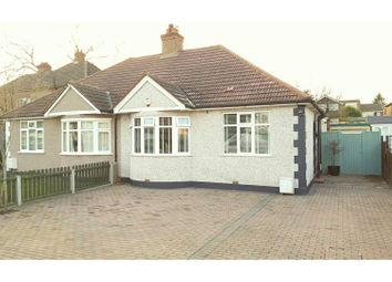 Thumbnail 3 bedroom semi-detached bungalow for sale in Summerhouse Drive, Bexley