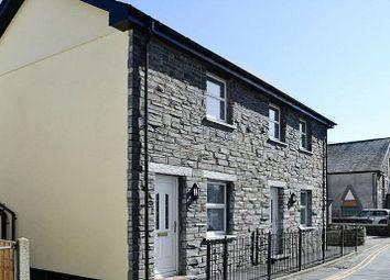 Thumbnail 2 bed semi-detached house for sale in New Road, Rhiwbryfdir, Blaenau Ffestiniog
