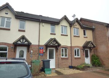 Thumbnail 2 bed terraced house to rent in Oakridge Close, Abbeymead, Gloucester