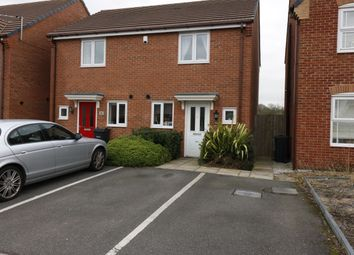 Thumbnail 2 bed semi-detached house for sale in Blackstairs Road, Ellesmere Port