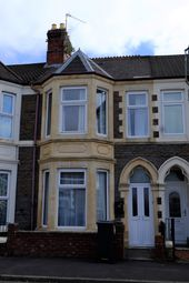 Thumbnail 3 bed terraced house for sale in Tewkesbury Place, Cardiff