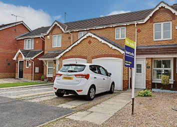 Thumbnail 3 bed property for sale in Lavender Close, Kingswood, Hull
