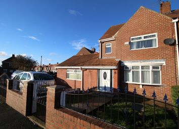 Thumbnail 3 bed semi-detached house for sale in Quarry Road, Sunderland, Tyne And Wear