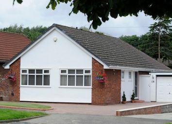 Thumbnail 3 bed detached bungalow for sale in Downham Close, Blackwoods Estate, Liverpool