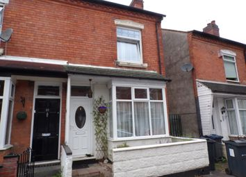 Thumbnail 2 bed end terrace house for sale in Preston Road, Yardley, Birmingham