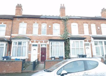 Thumbnail 3 bed terraced house to rent in Hamilton Road, Handsworth, Birmingham