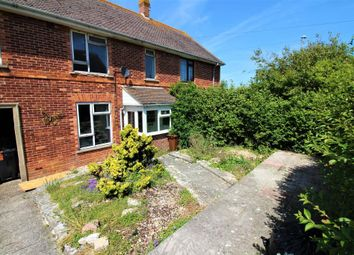 Thumbnail 2 bedroom terraced house for sale in Derwent Road, Weymouth, Dorset