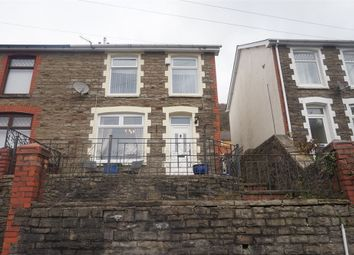 Thumbnail 3 bed terraced house for sale in Park Street, Cwmcarn, Newport, Caerphilly