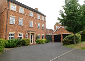 Thumbnail 6 bed detached house to rent in Burgess Close, Stapeley, Nantwich