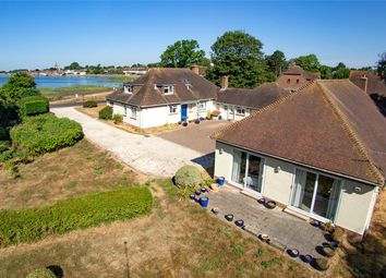 Thumbnail 6 bed detached house for sale in The Drive, Bosham, Chichester, West Sussex