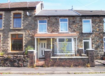 Thumbnail 3 bedroom terraced house for sale in New Chapel Street, Treorchy, Rhondda, Cynon, Taff.