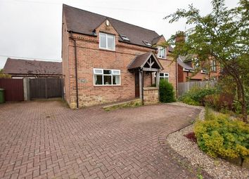 Thumbnail 3 bed detached house for sale in Ashbourne Road, Cowers Lane, Belper, Derbyshire