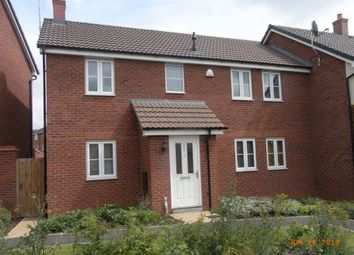 Thumbnail 2 bed property to rent in Terry Road, Stoke