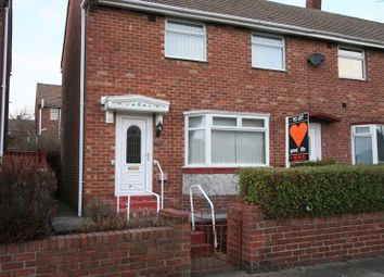 Thumbnail Semi-detached house to rent in Andrew Road, Farringdon, Sunderland