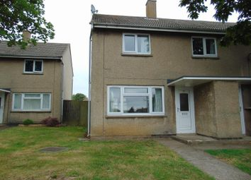 Thumbnail 2 bed semi-detached house to rent in Trenchard Way, Longhoughton, Alnwick